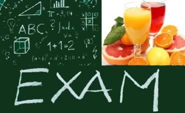 Διατροφή την περίοδο των εξετάσεων…