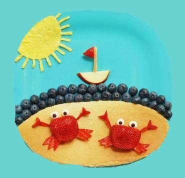 Σνακ για την παραλία: Τι πρέπει να έχετε μαζί σας!